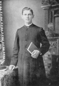 Father Theobald Spetz, C.R.